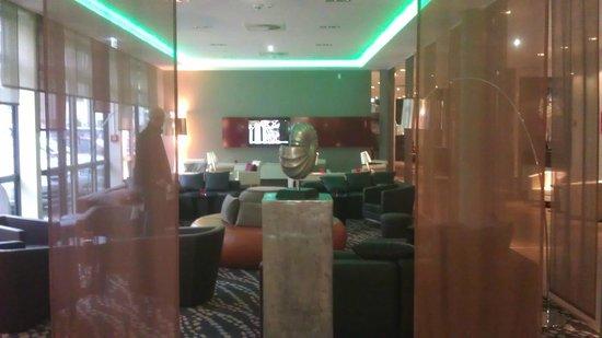 Leonardo Hotel Volklingen-Saarbrucken: Lounge