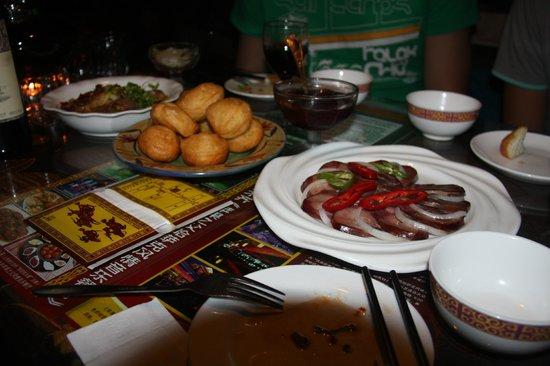 Ping Guo Zhi Fu Feng Qing Yin Le Restaurant