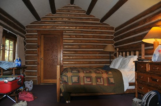 Signal Mountain Lodge: Inside