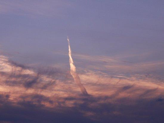 Muasdale Holiday Park: rocket