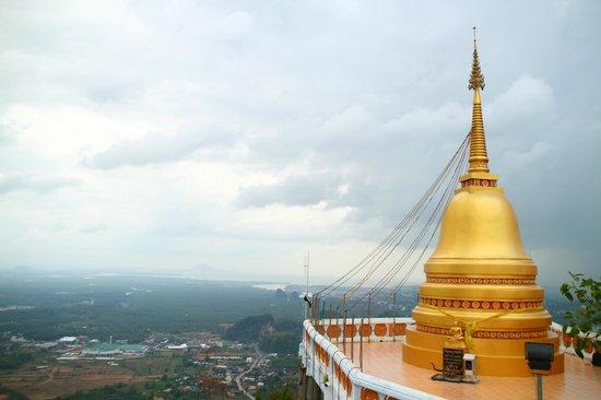 Tiger Cave Temple (Wat Tham Suea) : Храм Тигра