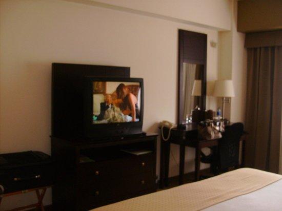 Holiday Inn San Salvador: Habitación