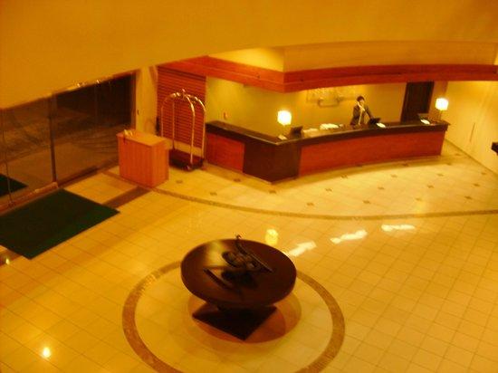 Holiday Inn San Salvador: Recepción