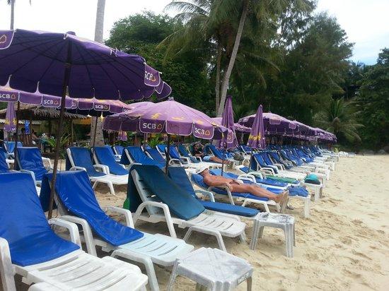 Avista Hideaway Phuket Patong, MGallery by Sofitel: Paradise Beach 100 baht to enter