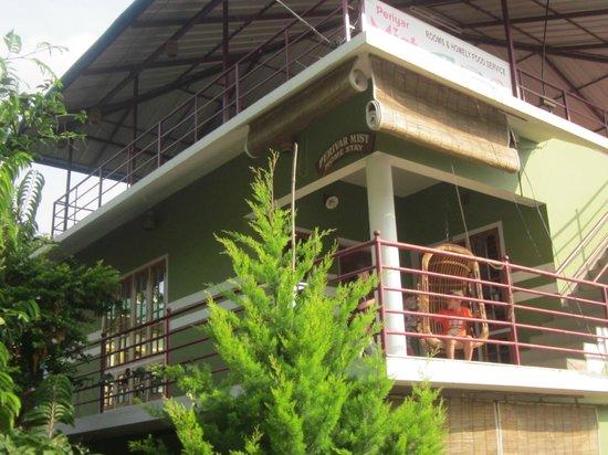 Periyar Mist Homestay: La Maison
