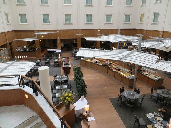 Holiday Inn Gent Expo: Overzicht van het restaurant