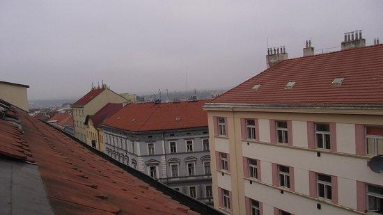 Hotel Victoria : вид из окна
