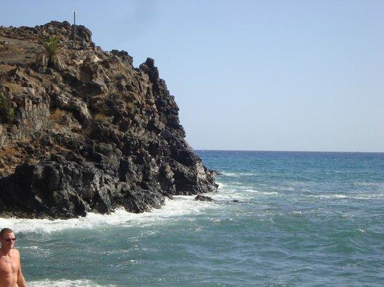 Annapurna Hotel Tenerife: the beach