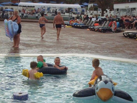 Annapurna Hotel Tenerife: kids pool