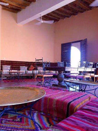 Bordj Taghit: La grande salle