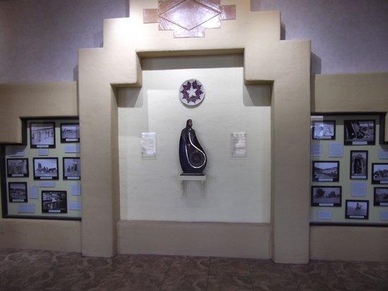 Quality Inn Navajo Nation : Le hall d'entrée