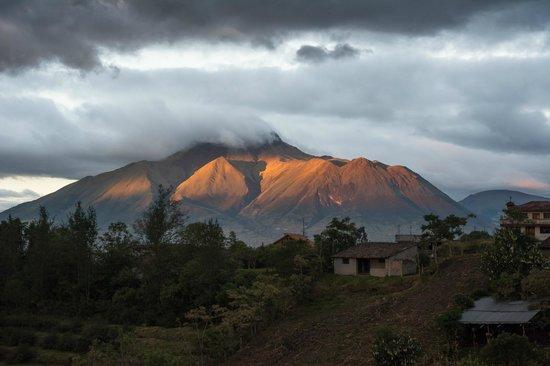 Casa Mojanda: sunrise