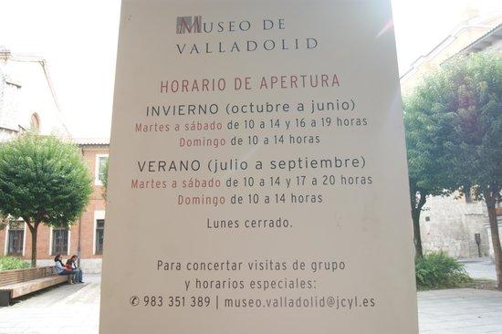 Valladolid Museum