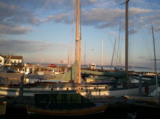 Huber's Inn Port Townsend : Beautiful Port Townsend