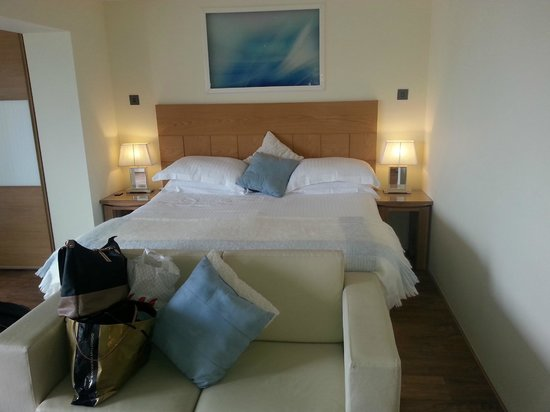 The Meadfoot Bay: Fab room