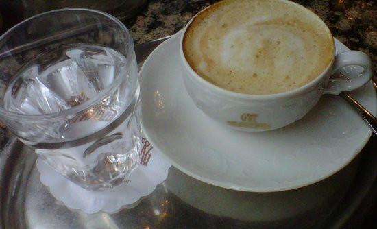 Cafe Schwarzenberg : Wiener Melange
