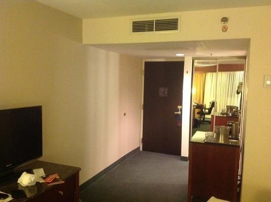 Hilton Cincinnati Airport : Hotel roon