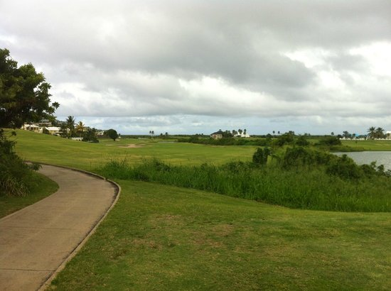 South Coast, St. Kitts: Royal St. Kitts Golf Club