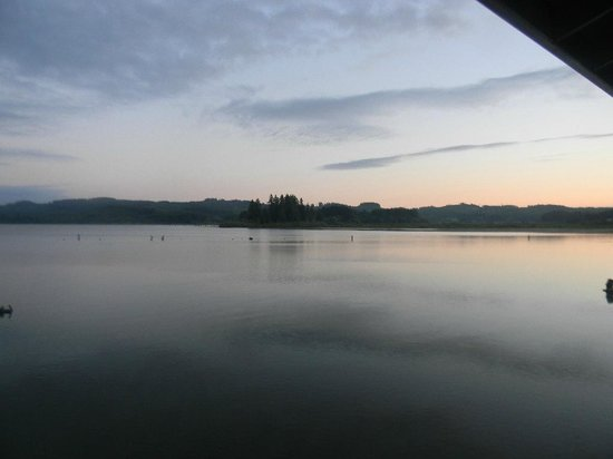 Silver Lake Resort: Beautiful Views!