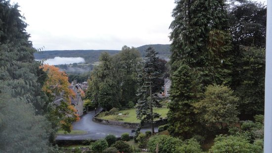 Torrdarach House : view from room