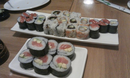 U-Sushi Cambridge
