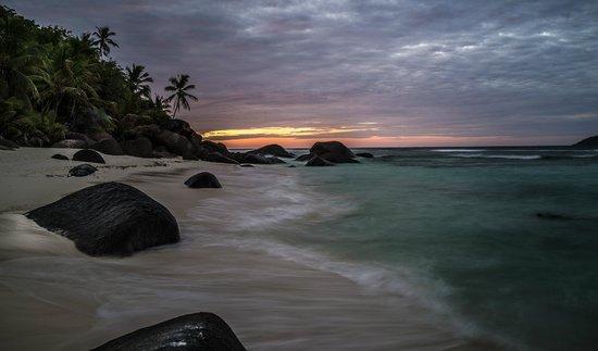Hilton Seychelles Labriz Resort & Spa : Silhouette