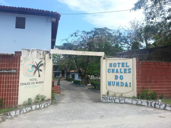 Hotel Chales do Mundai: ...