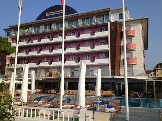 Hotel Cesare Augustus : woow