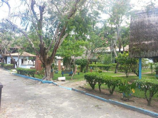 Hotel Chales do Mundai: .
