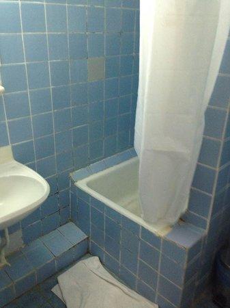 Grand Hotel Ukraine : Baño Habitación H Ukraine Almudena