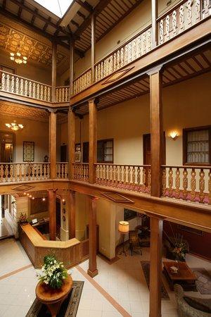 Hotel Boutique Carvallo: INTERIOR HOTEL