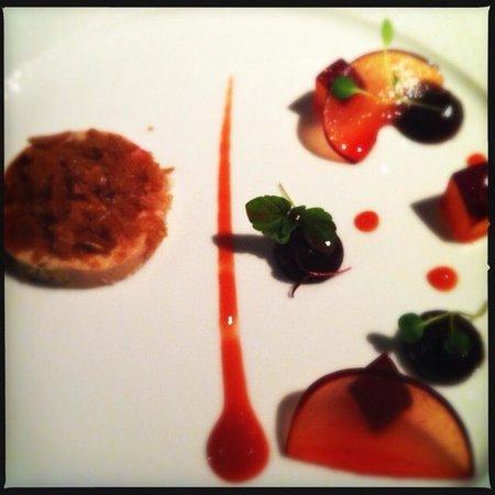 Martin Wishart at Loch Lomond: Tasting menu