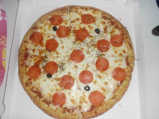 La Tour de Pizz' : La Super Pépé