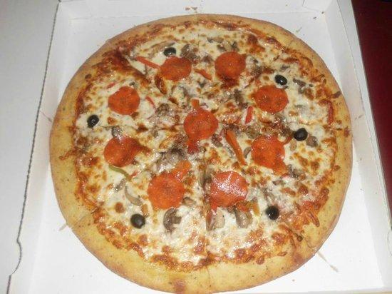 La Tour de Pizz' : La Pépéroni