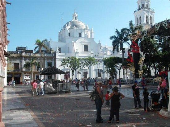 Plaza de Las Armas: PLAZA VIEW