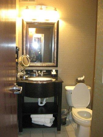 Crowne Plaza Milwaukee Airport: bathroom