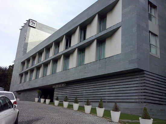 NH Collection Santiago de Compostela: Entrada