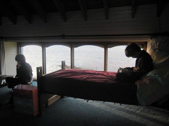 Lochbay Boathouse : skye