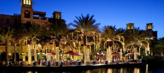Best Restaurants In Madinat Jumeirah