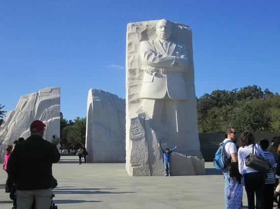 Martin Luther King, Jr. Memorial: Atmospheric