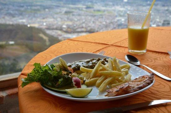 La Estelita: Lunch