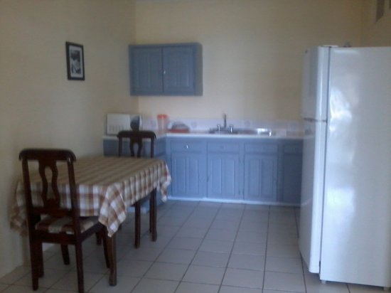 Harbour Vista Inn: Kitchenette