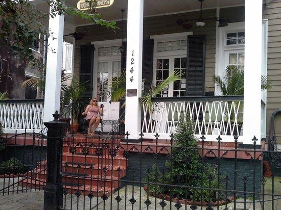 Rathbone Mansions: Rathbone mansion