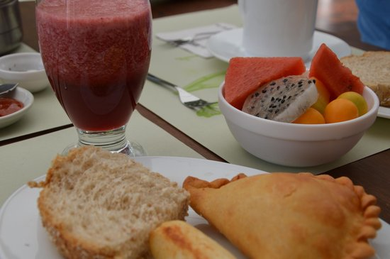 Mindo Real: Breakfast