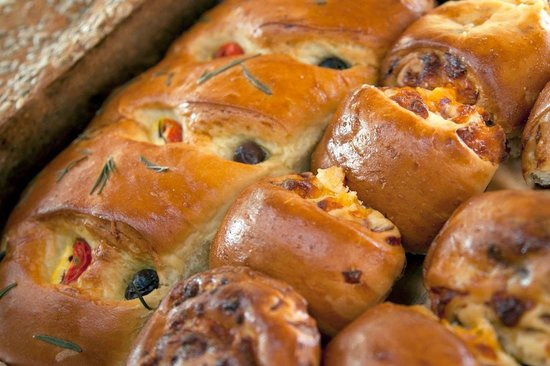 Pastis: Baked in-house