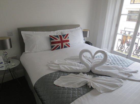 MStay 27 Paddington Hotel: double bedroom