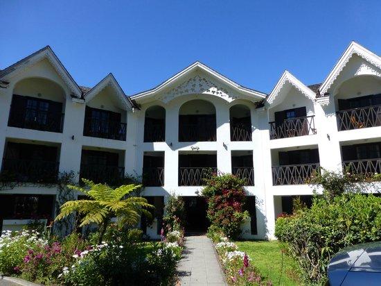 Le Vieux Cep: Hotelgebäude