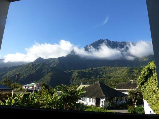 Le Vieux Cep: Aussicht auf den Piton Neiges