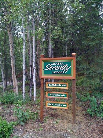 Alaska Serenity Lodge : Welcome to Alaska Serenity