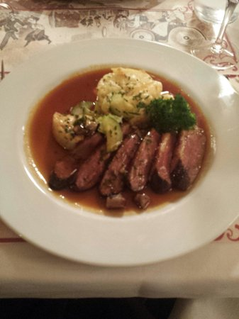 La Cuisine de Philippe : Magret... hum...
